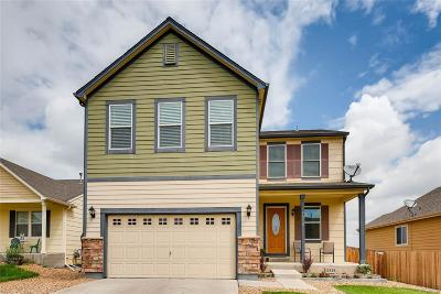Mead Single Family Home Under Contract: 2619 Bridle Drive