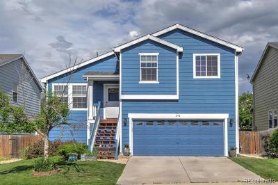 Fort Lupton Single Family Home Active: 296 Wagonwheel Drive