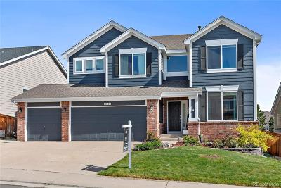 Highlands Ranch Single Family Home Under Contract: 10126 Nickolas Avenue