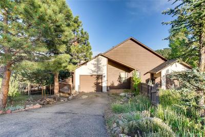 Conifer, Evergreen Condo/Townhouse Under Contract: 27126 Sun Ridge Drive