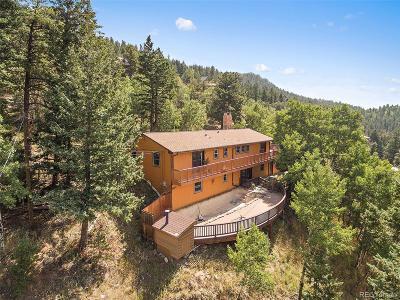Evergreen Single Family Home Sold: 833 Aspen Place