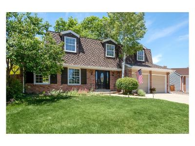 Centennial Single Family Home Active: 7131 South Forest Court