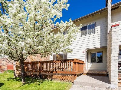 Steamboat Springs Condo/Townhouse Active: 8 Cedar Court