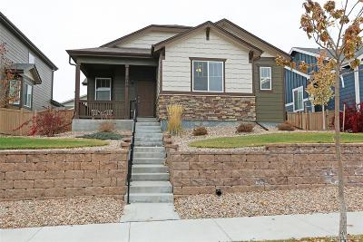 Castle Rock Single Family Home Active: 3790 Shadow Circle
