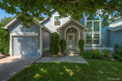 Wheat Ridge Single Family Home Under Contract: 3955 Hoyt Court