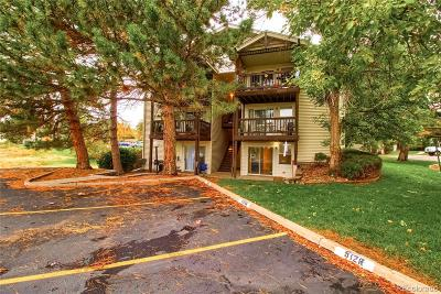 Aurora CO Condo/Townhouse Active: $160,000