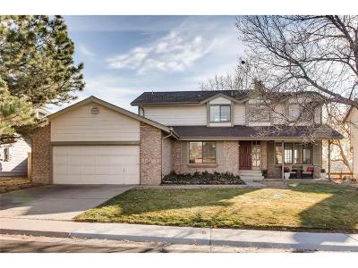Highlands Ranch Single Family Home Under Contract: 684 Old Stone Drive