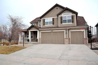 Parker CO Single Family Home Active: $650,000