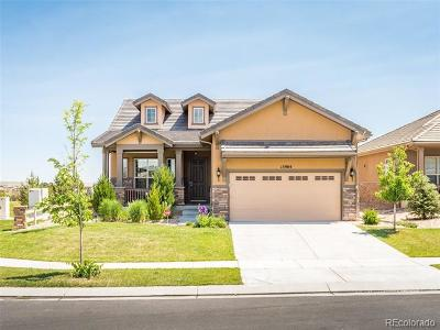 Broomfield County Single Family Home Active: 15964 Wild Horse Drive