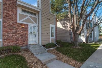 Arvada Condo/Townhouse Under Contract: 8134 Gray Court #508