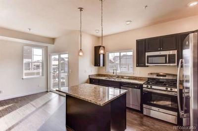 Thornton Condo/Townhouse Under Contract: 12884 Jasmine Street #C