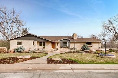 Lakewood Single Family Home Under Contract: 12447 West 16th Place