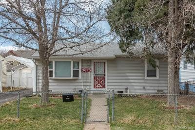 Englewood Single Family Home Under Contract: 3675 South Fox Street