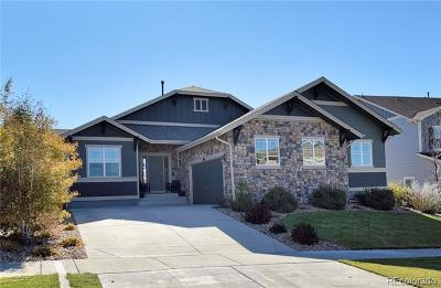 Aurora Single Family Home Active: 7610 South Jackson Gap Way