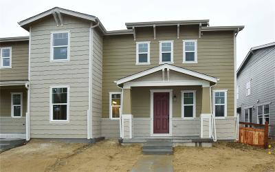 Aurora Condo/Townhouse Under Contract: 21823 East Quincy Place