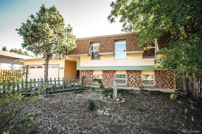 Briargate Single Family Home Under Contract: 2013 East Flintlock Terrace