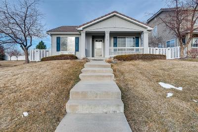 Westminster Single Family Home Active: 11737 Zenobia Loop