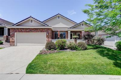 Lone Tree Single Family Home Under Contract: 9639 Brook Hill Lane