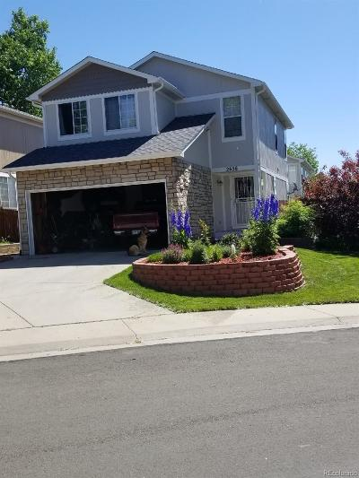 Westminster Single Family Home Active: 2656 West 80th Way