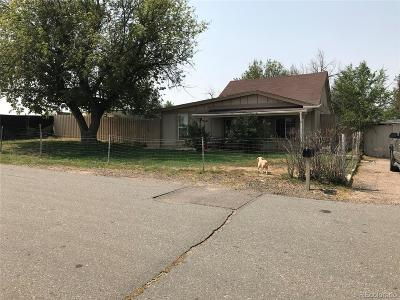 Commerce City Single Family Home Active: 8465 Valentia Street