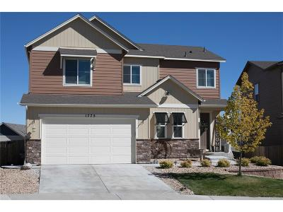 Castle Rock Single Family Home Active: 1775 Ghost Dance Circle