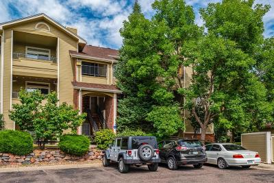 Littleton Condo/Townhouse Active: 8400 South Upham Way #F28