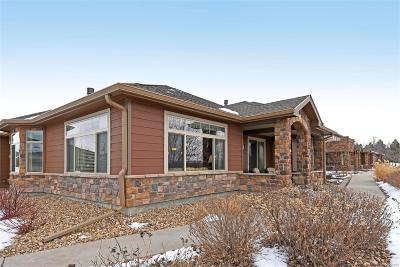 Highlands Ranch Condo/Townhouse Active: 8639 Gold Peak Place #A