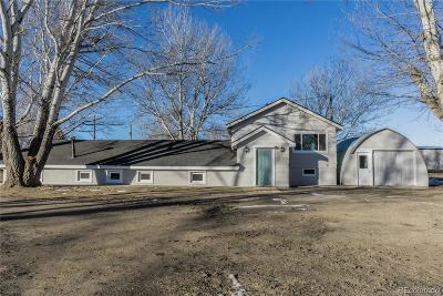 Milliken Single Family Home Active: 9659 County Road 44