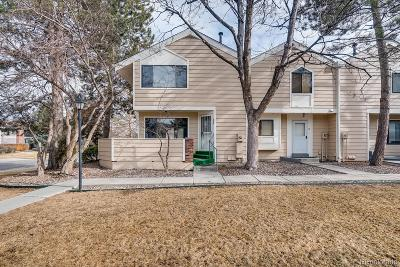 Arvada Condo/Townhouse Under Contract: 6710 West 84th Way #17