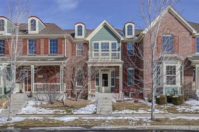 Arvada Condo/Townhouse Active: 8328 Devinney Court