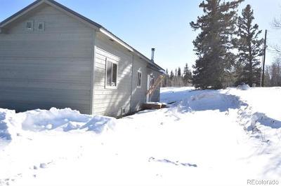 Park County Single Family Home Active: 566 Piaute Way