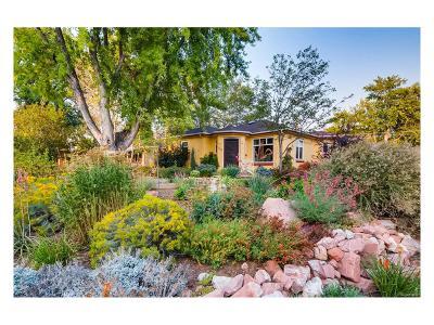 Single Family Home Under Contract: 750 North Glencoe Street