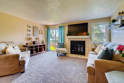 Thornton Condo/Townhouse Under Contract: 4165 East 119th Place #B