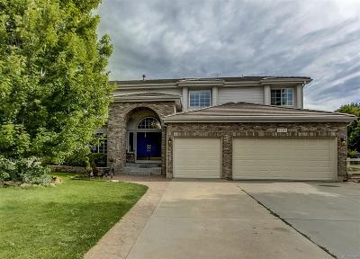 Broomfield Single Family Home Active: 4723 Castle Circle