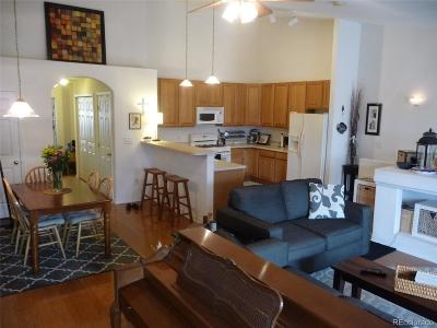 Castle Rock Condo/Townhouse Under Contract: 731 Canyon Drive