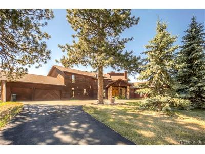 Pine Single Family Home Active: 21606 Spring Creek Road