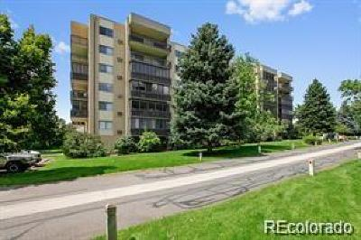 Aurora Condo/Townhouse Active: 14000 East Linvale Place #504