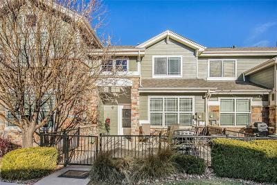 Arapahoe County Condo/Townhouse Active: 1887 South Buchanan Circle
