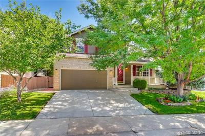 Highlands Ranch Single Family Home Active: 9448 Bexley Drive