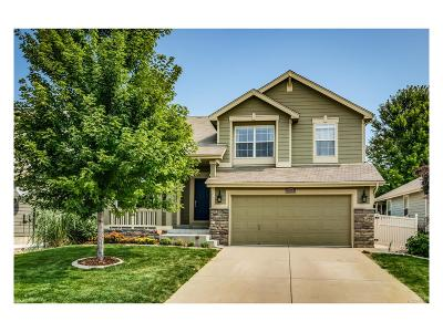 Firestone Single Family Home Under Contract: 10278 Falcon Street