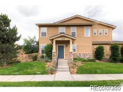 Commerce City Condo/Townhouse Under Contract: 17926 East 104th Way #F