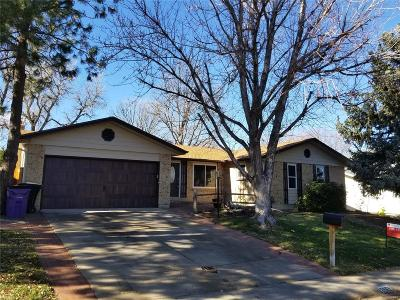 Denver Single Family Home Active: 2965 South Akron Street