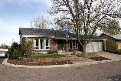 Broomfield County Single Family Home Active: 378 Cypress Street