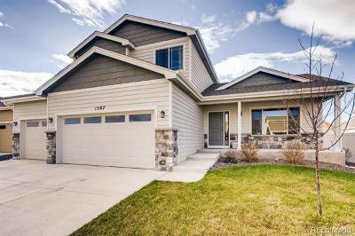 Berthoud Single Family Home Active: 1507 Alpine Avenue