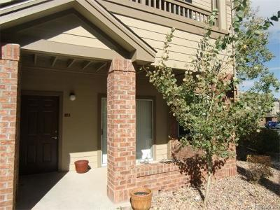 Parker Condo/Townhouse Sold: 12914 Ironstone Way #102
