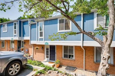 Centennial Condo/Townhouse Active: 7232 South Xenia Circle