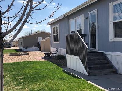 Firestone Single Family Home Active: 10580 Aspen Street #360