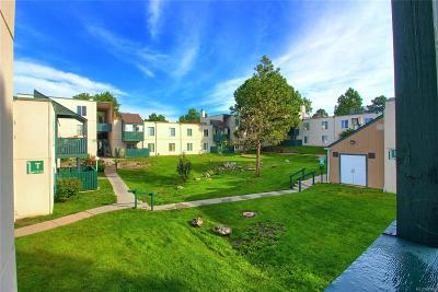 Denver Condo/Townhouse Active: 9725 East Harvard Avenue #362