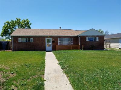 Aurora, Denver Single Family Home Under Contract: 13460 East 7th Avenue