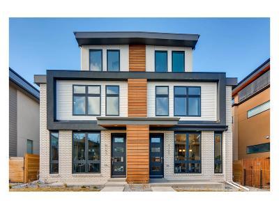Denver Condo/Townhouse Active: 4155 Vrain Street